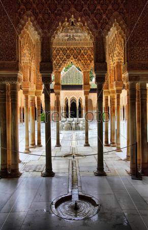 Фотография на тему Альгамбра