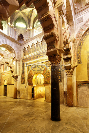 Великая Мечеть Кордовы