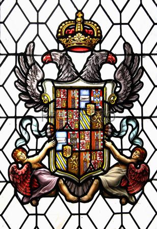 Старый герб Испании