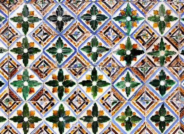 Фотография на тему Мавританская керамическая плитка