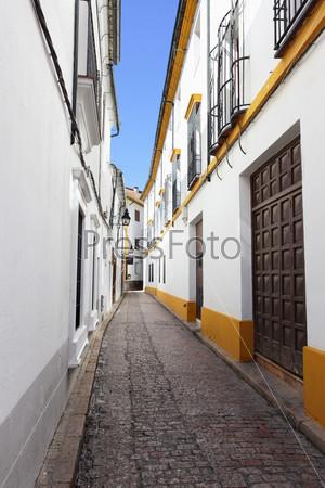 Старая улица в Кордове