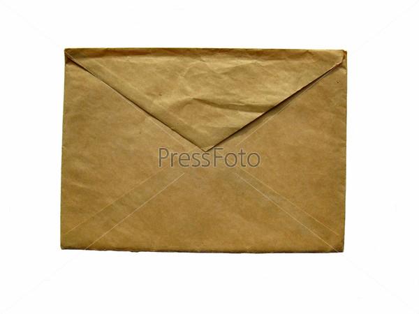 Фотография на тему Старый конверт