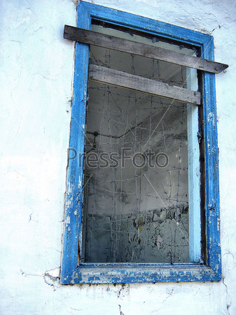 Фотография на тему Странное окно