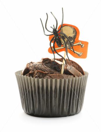 Кекс на Хэллоуин