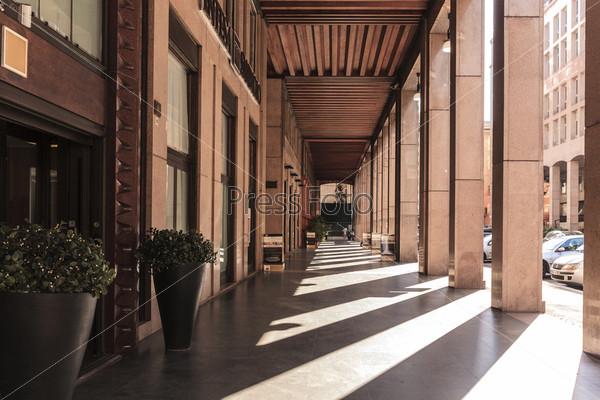 Фотография на тему Современная архитектура