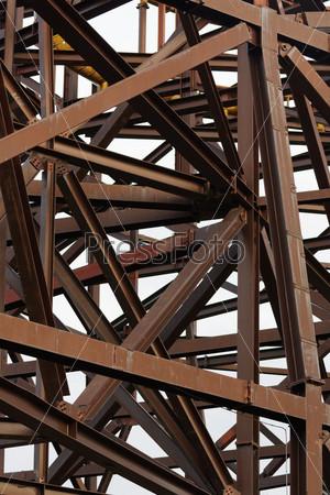 Фотография на тему Стальная конструкция