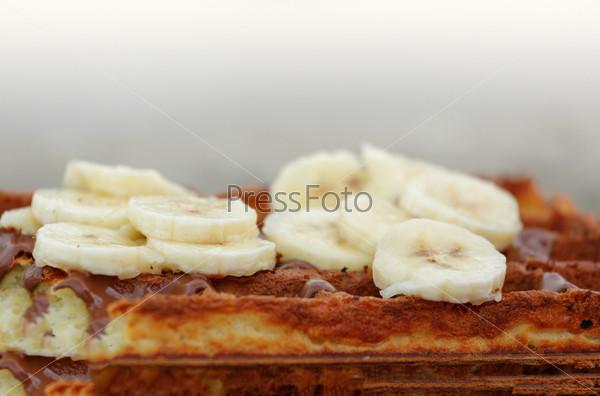 Фотография на тему Вкусные вафли
