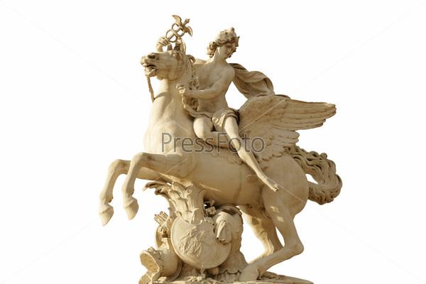 Франция Победоносная - статуя в Париже