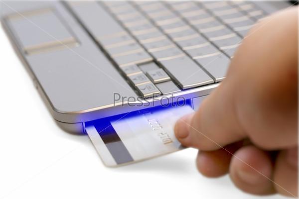 Фотография на тему Компьютер, деньги, интернет
