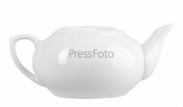 Фотография на тему Чистый чайник классический форма