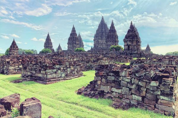 Фотография на тему Храм Прамбанан