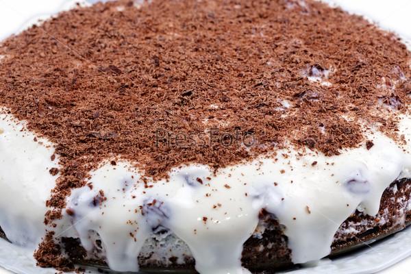 Фотография на тему Вишневый пирог