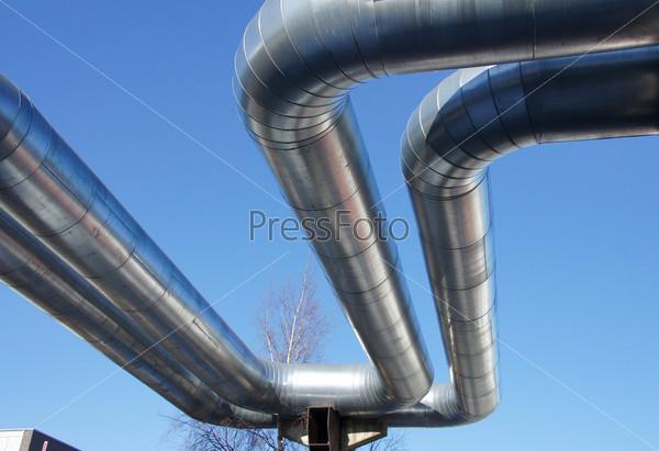 Промышленные трубы
