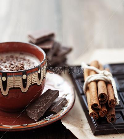 Фотография на тему Какао и шоколад