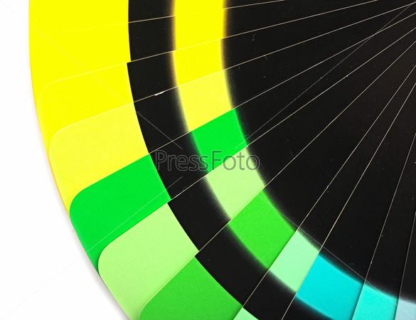 Фотография на тему Цветовая палитра