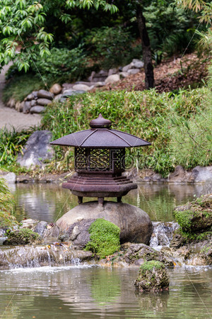 Фотография на тему Японский фонарик