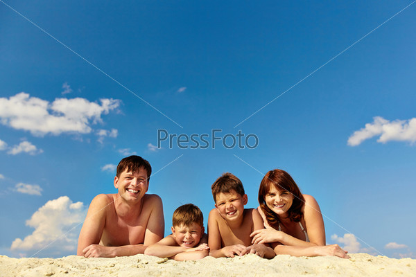 Фотография на тему Солнечные ванны
