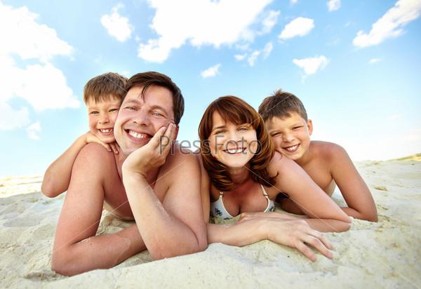 Фотография на тему Отдых на пляже