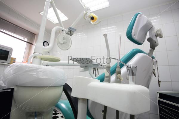 Фотография на тему Стоматологическое кресло