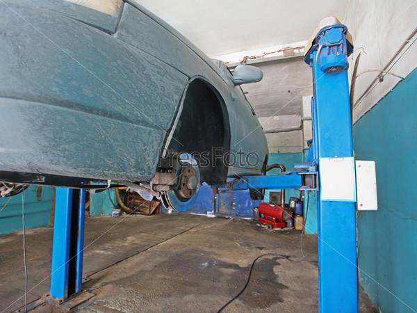Фотография на тему Ремонтная мастерская