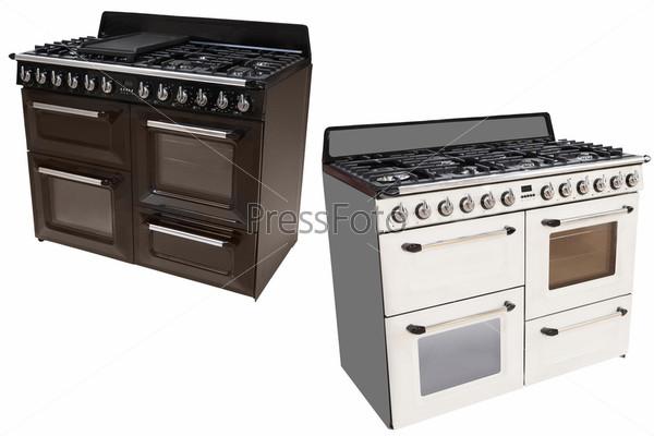 Современная печь