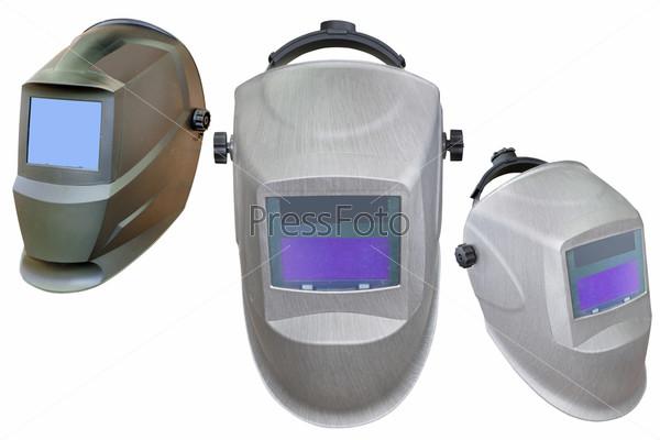 Фотография на тему Сварочный шлем
