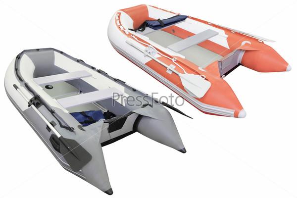 Фотография на тему Надувная лодка