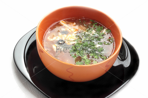 Суп плюс сметана
