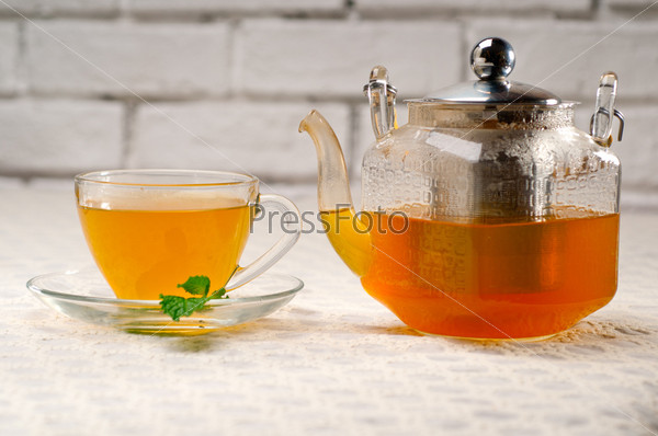 Фотография на тему Свежий чай