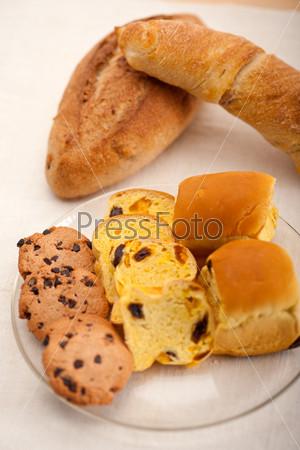 Сладкая выпечка и печенье
