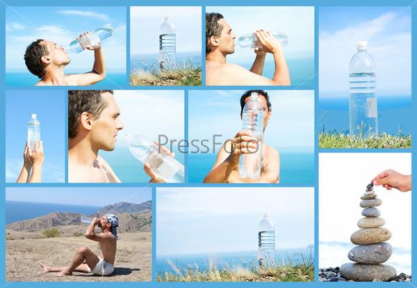 Фотография на тему Чистая голубая вода