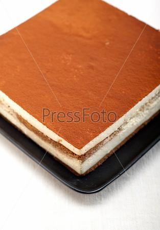 Домашний десерт тирамису