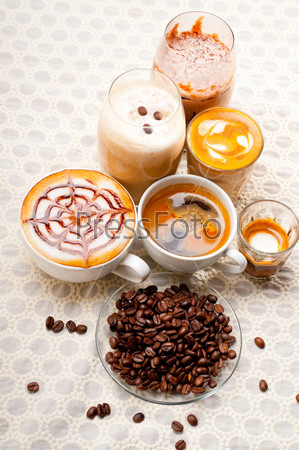 Фотография на тему Выбор кофе