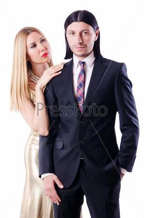 Пара в концепции романтической любви