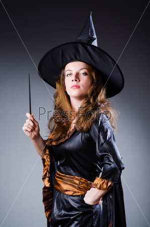 Фотография на тему Ведьма