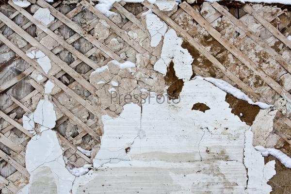 Фотография на тему Штукатурка на стене