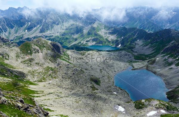 Фотография на тему Летние горы Татра, Польша