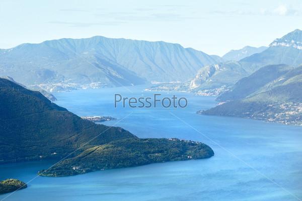 Фотография на тему Озеро Комо, Италия