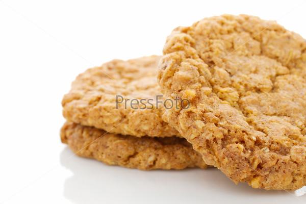 Фотография на тему Домашнее овсяное печенье