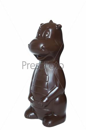 Шоколадная фигура