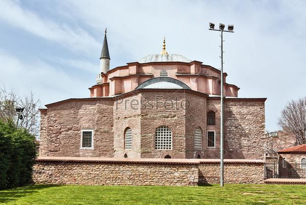 Фотография на тему Церковь святых Сергия и Вакха, Стамбул