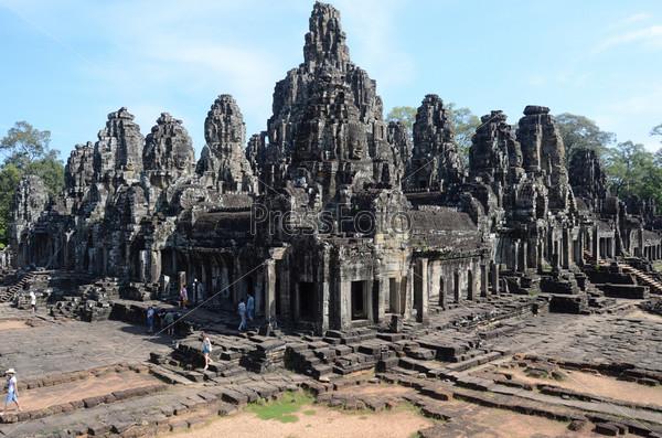 Фотография на тему Храм в Камбоджи