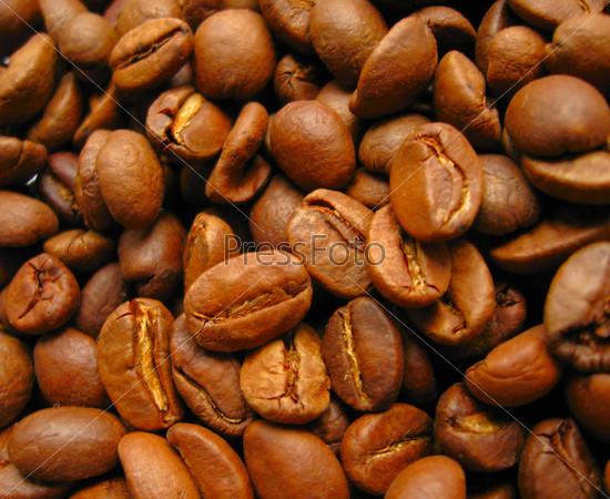Фотография на тему Бобы кофе