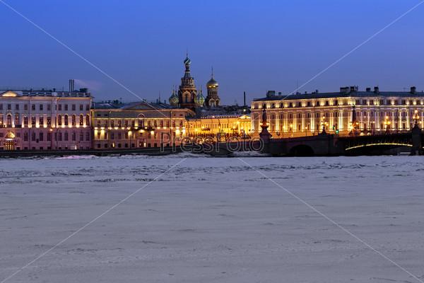 Санкт - Петербург. Церковь Спаса на крови