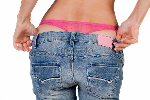 Женщины снимают джинсы фото фото 344-744