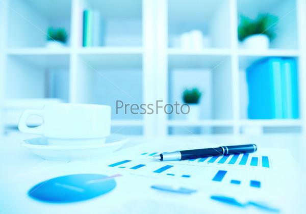 Фотография на тему Рабочее место в офисе