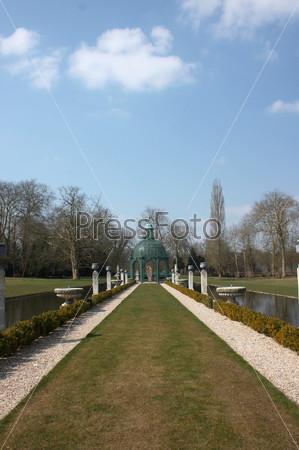 Фотография на тему Парк усадьбы Шантийи. Франция