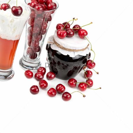 Фотография на тему Вишневые десерты