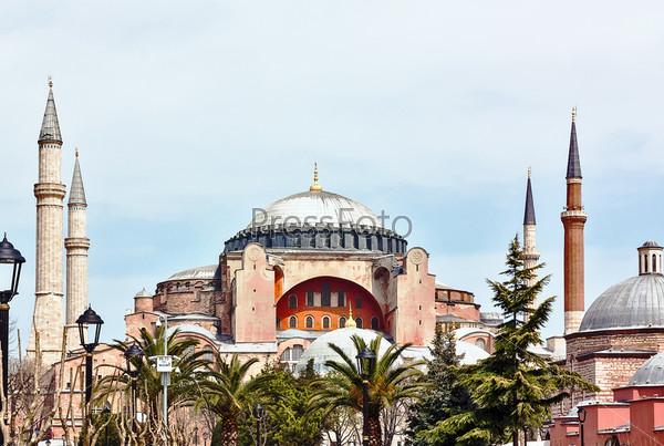 Фотография на тему Собор Святой Софии, Стамбул