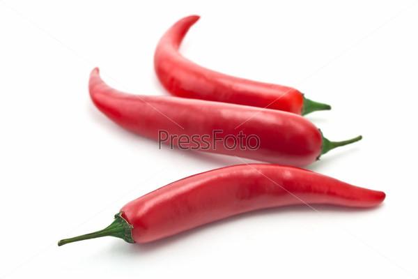Красный острый перец